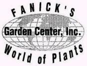 Fanick Garden Center And Nursery